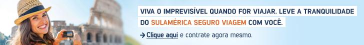Faça a cotação do Seguro Viagem da SulAmerica